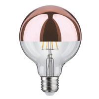 E27 LED ŽARNICA 28457 - prosojna/baker, Konvencionalno, steklo (9,5/13,8cm) - PAULMANN