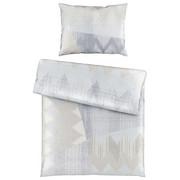 BETTWÄSCHE 140/200 cm - Grau, Design, Textil (140/200cm) - Novel