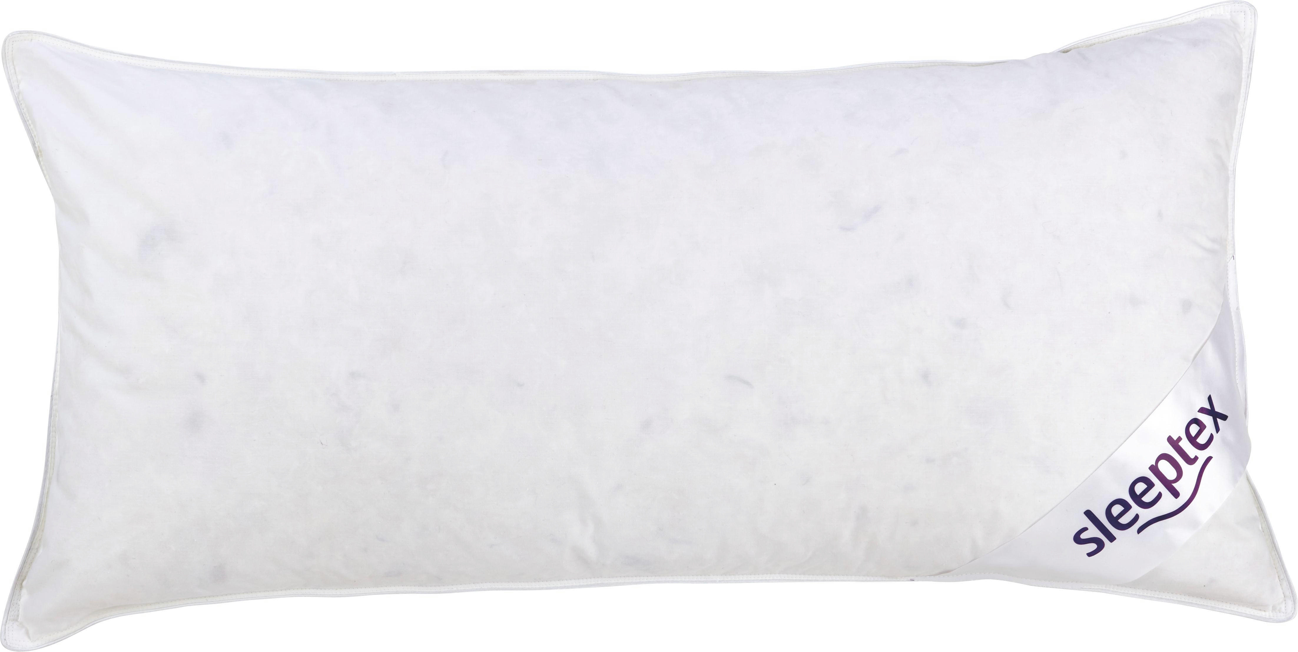 3-KAMMER-KISSEN  40/80 cm - Weiß, Basics, Textil (40/80cm) - SLEEPTEX