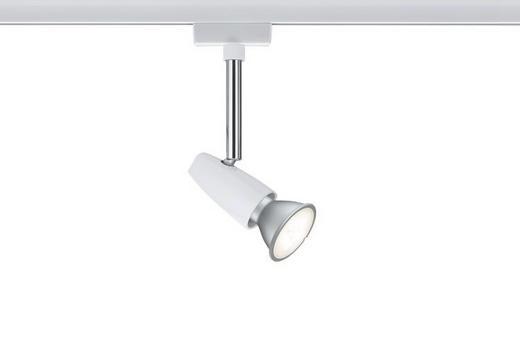 URAIL SCHIENENSYSTEM-STRAHLER - Weiß, Design, Metall (10/16,5/5,1cm) - Paulmann