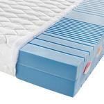 KALTSCHAUMMATRATZE 100/200 cm  - Weiß, Basics, Textil (100/200cm) - Sleeptex