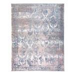 VINTAGE-TEPPICH  115/170 cm  Blau, Beige   - Blau/Beige, Trend, Textil (115/170cm) - Novel