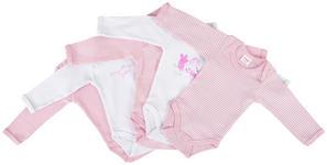 BABYBODY-SET  - Pink/Rosa, Basics, Textil (50/56null) - My Baby Lou