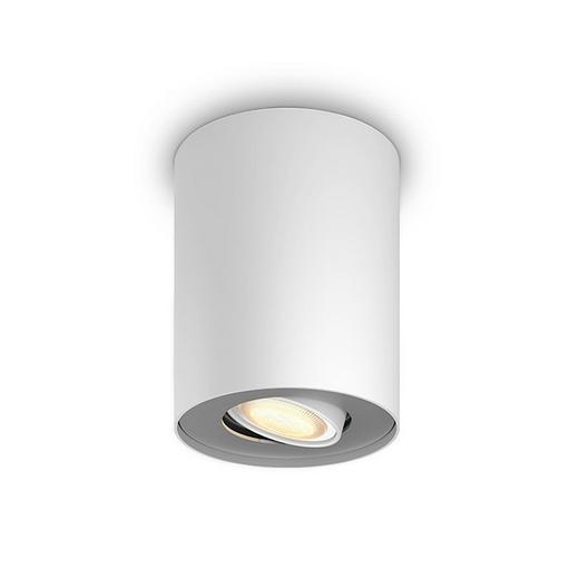 STRAHLER HUE WHITE AMBIANCE - Weiß, Design, Metall (10,3/12,0/10,3cm) - Philips