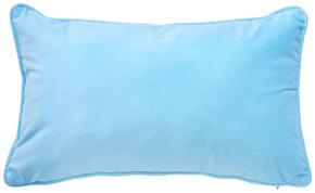PRYDNADSKUDDE - ljusblå, Basics, textil (30/50cm) - Novel