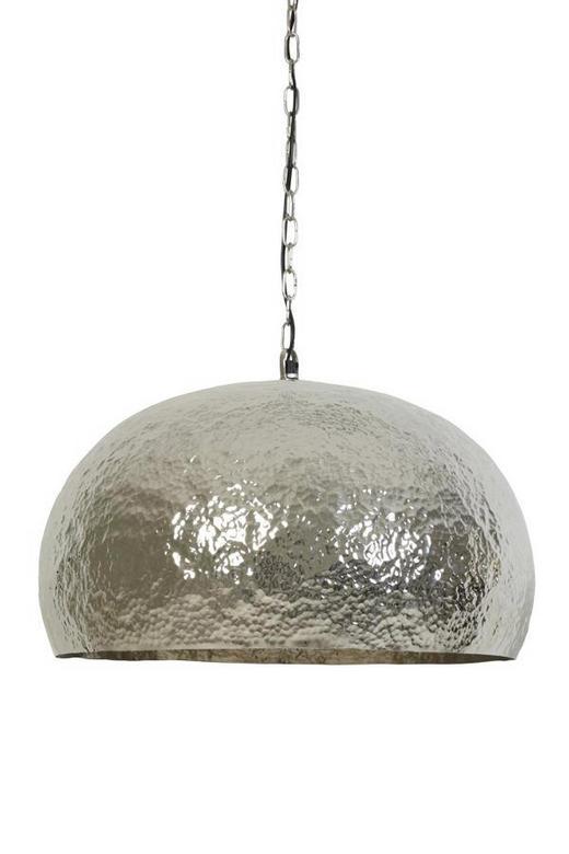 HÄNGELEUCHTE - Silberfarben, LIFESTYLE, Metall (57/32cm)