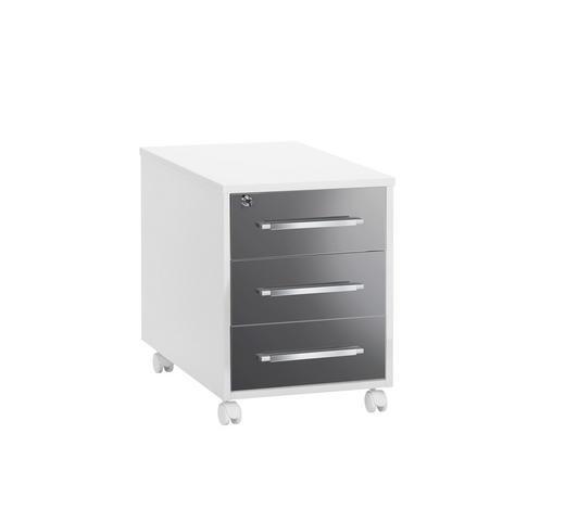 Rollcontainer Grau Weiß Online Kaufen Xxxlutz