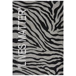 FLACHWEBETEPPICH  130/190 cm  Grau, Schwarz   - Schwarz/Grau, Design, Textil (130/190cm) - Novel