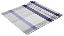 TISCHDECKE 130/160 cm - Blau, KONVENTIONELL, Textil (130/160cm) - Esposa