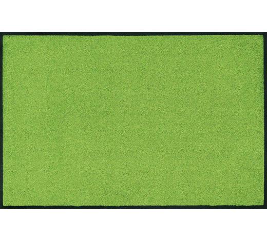 FUßMATTE  120/180 cm  Hellgrün - Hellgrün, Basics, Kunststoff/Textil (120/180cm) - Esposa
