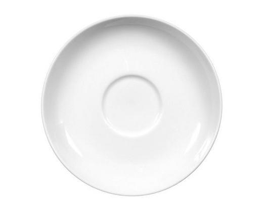 UNTERTASSE - Weiß, Basics (14.5cm) - Seltmann Weiden