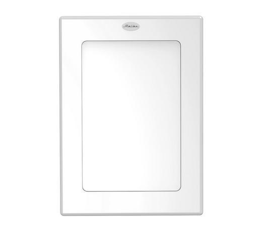 SPIEGEL Weiß  - Weiß, Design, Holzwerkstoff (57/81/2,5cm) - Carryhome