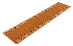 Läufer Vitali 67x300 cm - Beige, KONVENTIONELL, Textil (67/300cm) - Ombra