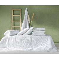 ISTOPPSTÄCKE - vit, Basics, textil (150/210cm) - SLEEPTEX