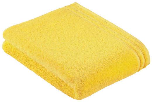 OSUŠKA - žlutá, Basics, textilie (67/140cm) - Vossen