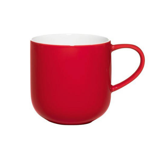 KAFFEEBECHER - Rot, Trend, Keramik (0,4l) - ASA