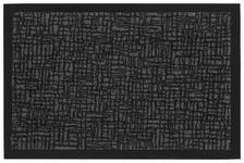FUßMATTE 40/60 cm  - Anthrazit, KONVENTIONELL, Kunststoff/Textil (40/60cm) - Esposa