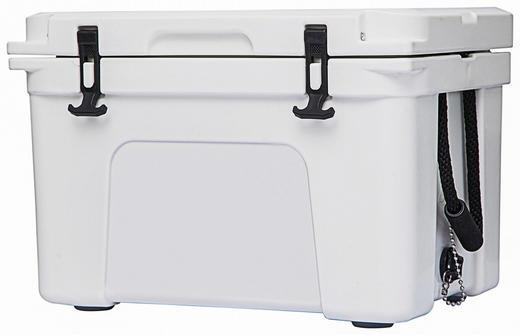 KÜHLBOX - Weiß, KONVENTIONELL, Kunststoff (60,8/43/42,2cm)