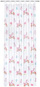 KINDERVORHANG halbtransparent - Multicolor, KONVENTIONELL, Textil (140/245cm) - Ben'n'jen
