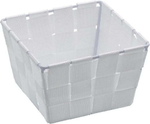 KORB - Weiß, Basics, Kunststoff (14/14/9cm)