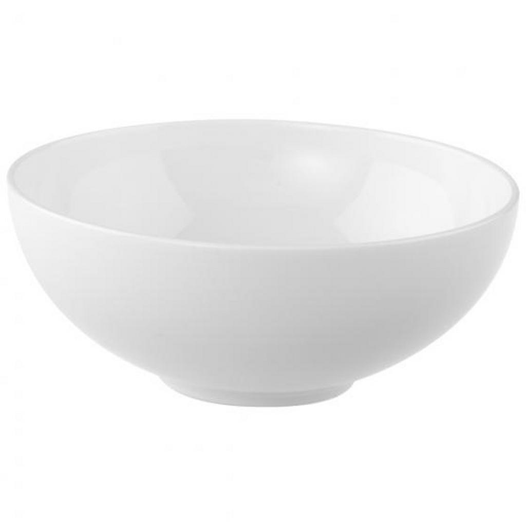 Image of Villeroy & Boch Dessertschale , 19-5160-3810 , weiss , Keramik , Uni , glänzend , 003407049920