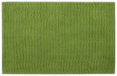 BADEMATTE  50/80 cm  Grün   - Grün, Basics, Kunststoff/Textil (50/80cm) - Boxxx