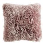 KISSENHÜLLE Rosa, Pink 40/40 cm  - Pink/Rosa, Basics, Textil/Fell (40/40cm) - Esposa
