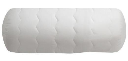 NACKENROLLE  15/40 cm - Weiß, Design, Textil (15/40cm) - Centa-Star