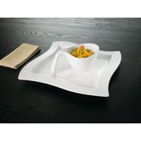 SCHÜSSEL Keramik Fine China  - Weiß, Basics, Keramik (0,45l) - Villeroy & Boch