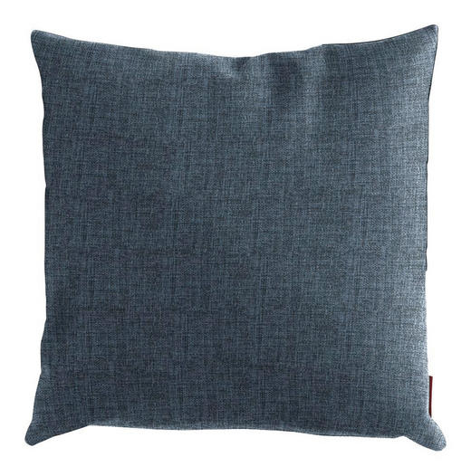 KISSEN 65/65 cm - Blau, Design, Textil (65/65cm) - Innovation