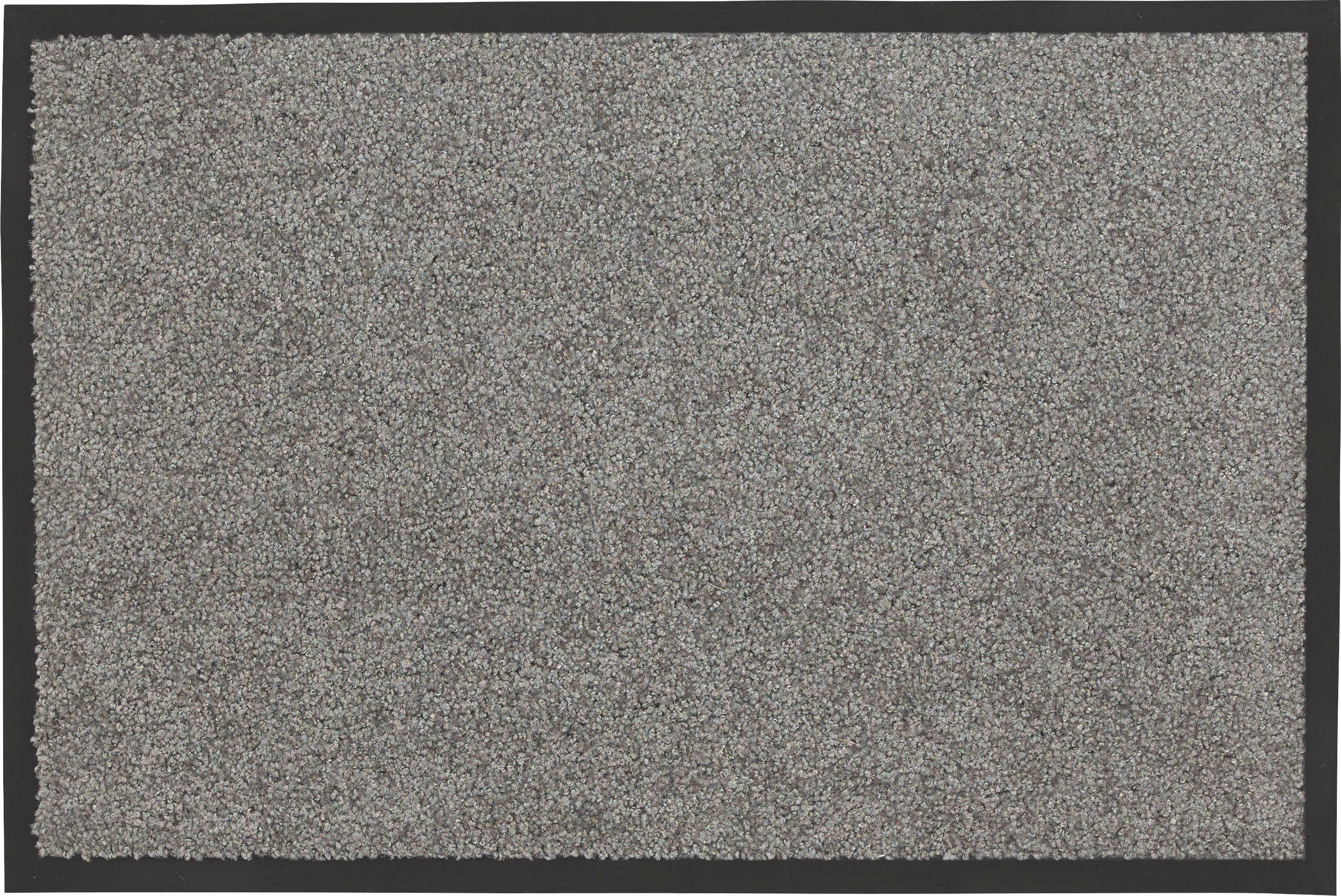 FUßMATTE 40/60 cm - Grau, KONVENTIONELL, Textil (40/60cm) - ESPOSA