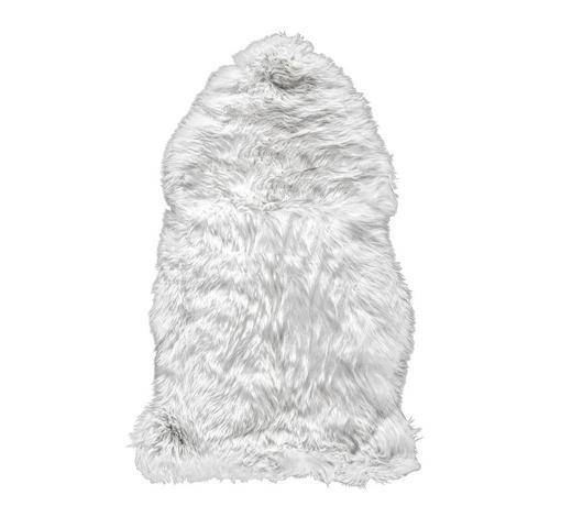 Schaffell - Weiß, Natur, Leder/Fell (60/95cm) - Linea Natura