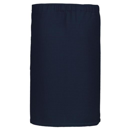 SAUNAKILT - Dunkelblau, Basics, Textil - Vossen