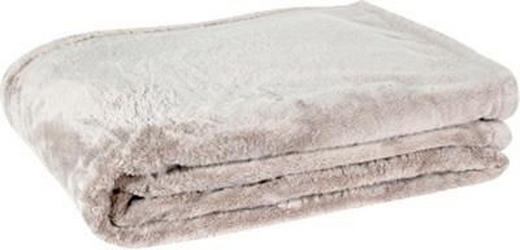 WOHNDECKE 140/190 cm Taupe - Taupe, Basics, Textil (140/190cm) - ZOEPPRITZ