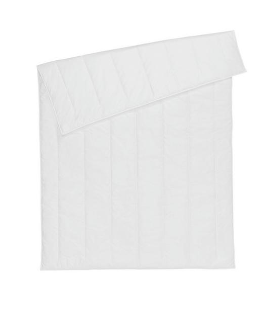 GANZJAHRESBETT  155/220 cm - Weiß, Basics, Textil (155/220cm) - Centa-Star