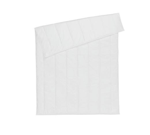 WINTERBETT  135/200 cm   - Weiß, Basics, Textil (135/200cm) - Centa-Star