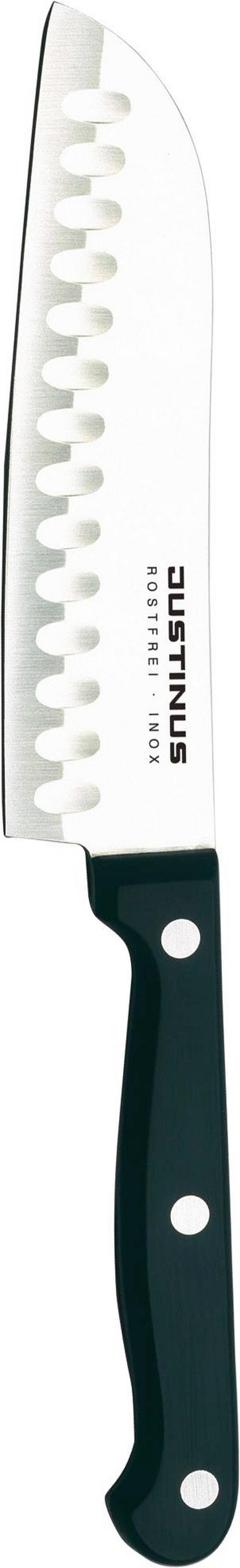 SANTOKUMESSER   23,5 cm - Basics, Kunststoff/Metall (23,5cm) - Justinus