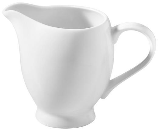 MILCHKÄNNCHEN - Weiß, Basics, Keramik (9/9,5cm) - Novel