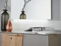 SPIEGEL Fango - Fango, Design, Glas/Holzwerkstoff (61/84/2,4cm) - DIETER KNOLL