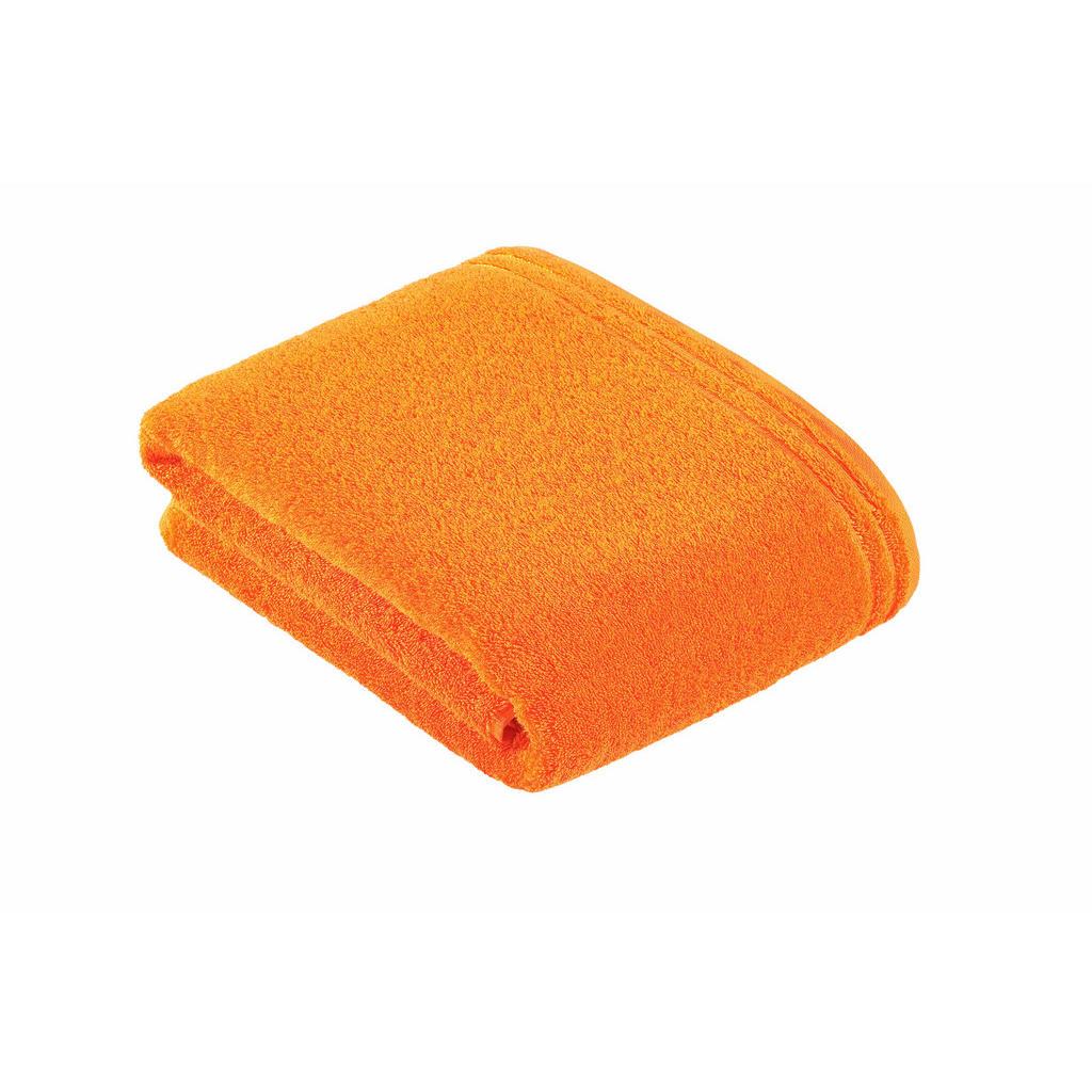 Vossen BADETUCH 100/150 cm, Orange   Bad > Handtücher > Badetücher   Textil   Vossen