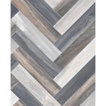 PVC-BELAG per  m² - Grau, KONVENTIONELL, Kunststoff (400cm) - Venda