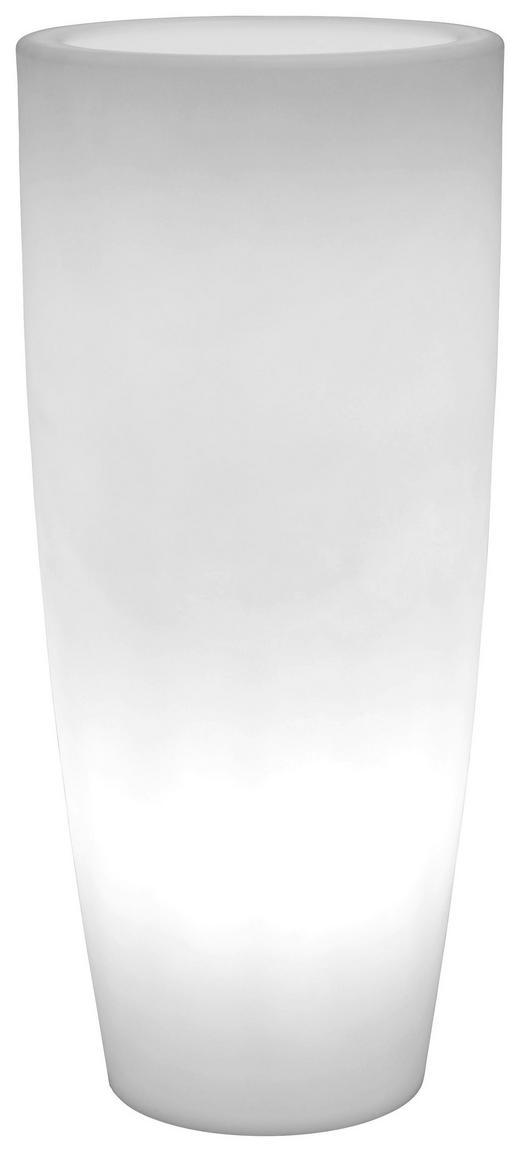 LED-AUßENLEUCHTE - Weiß, Design, Kunststoff (40/90/40cm)
