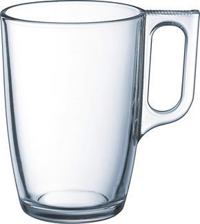 TEGLAS - transparent, Basics, glas (0,32l)