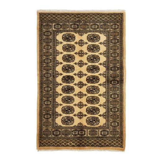 ORIENTTEPPICH  65/95 cm  Beige - Beige, Basics, Textil (65/95cm)