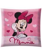 PREVLEKA BLAZINE - roza, Basics, tekstil (40/40cm) - Disney