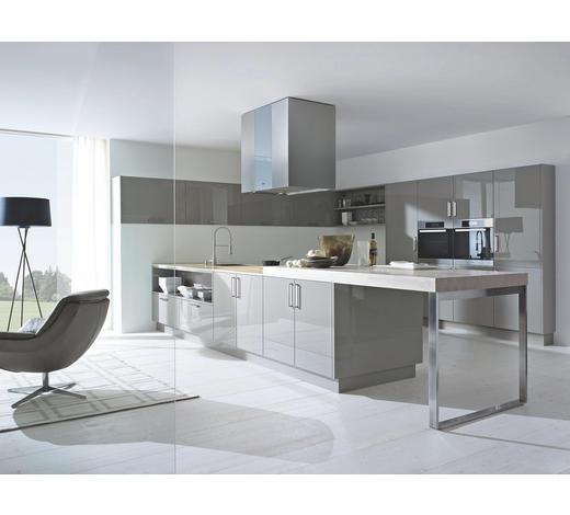 EINBAUKÜCHE - Design, Holzwerkstoff - Next 125