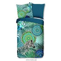 BETTWÄSCHE Satin Multicolor 155/220 cm  - Multicolor, Trend, Textil (155/220cm)