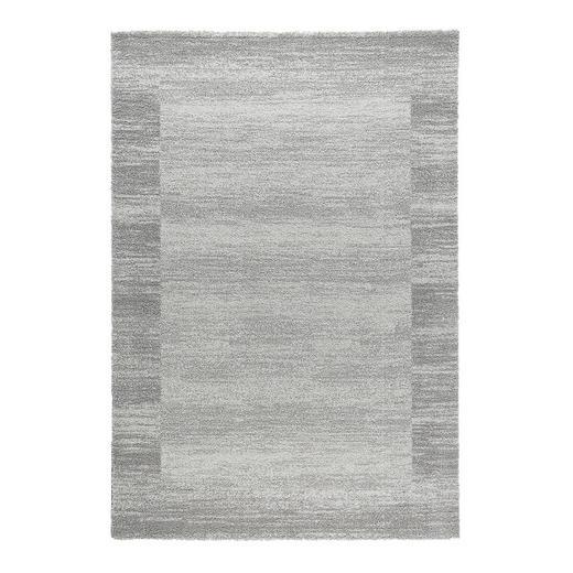 WEBTEPPICH  160/230 cm  Creme, Silberfarben - Silberfarben/Creme, LIFESTYLE, Textil (160/230cm) - Novel