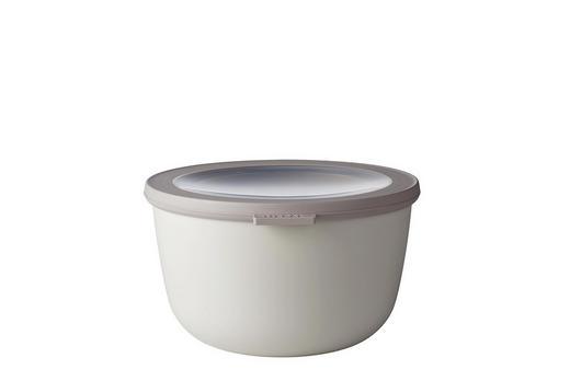 SCHÜSSEL Kunststoff - Weiß, Basics, Kunststoff (2,0l) - Mepal Rosti