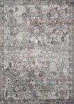 WEBTEPPICH  67/130 cm  Grau, Goldfarben   - Goldfarben/Grau, Design, Textil (67/130cm) - Novel